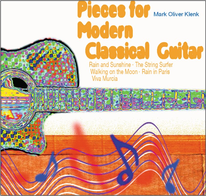 Pieces for modern classical Guitar